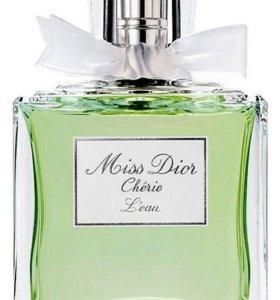 """Christian Dior """"Miss Dior Cherie L'Eau"""" 100 ml"""