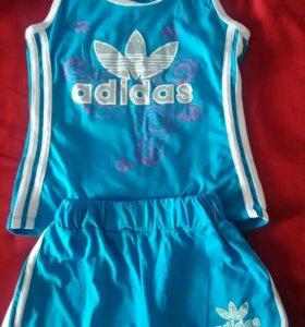 Детский костюмчик типо (adidas)