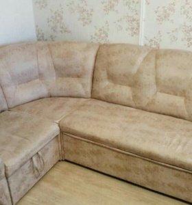 Диван софа и кресло