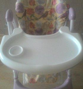 Продам стульчик для кормления Happy baby