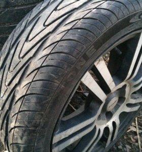 Комплект колес R17 215/45