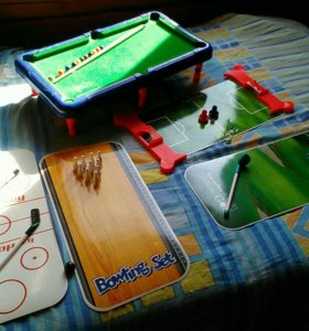 Мини игры