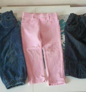 Детские джинсы h&m