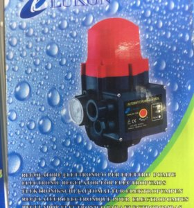 Блок автоматики водяного насоса
