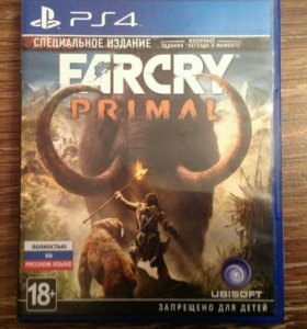 Farcry primal ps4 и другие