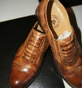 Туфли.кожа 42 размер