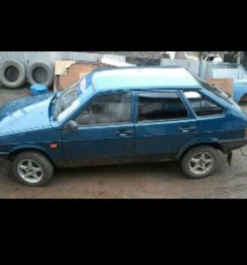 Авто ВАЗ 2109