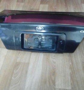 крышка багажника,chaser jzx 100
