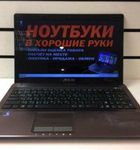 Ноутбук Asus K53SC-SX1447r