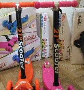 Самокаты для детей scooter