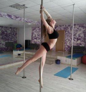 Обучение Pole dance