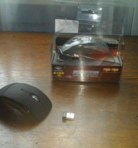 Мышка без проводная для ПК