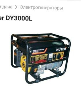 Генератор Huter DY3000L