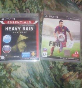 Heavy rain и FIFA 15