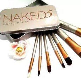 Набор кистей для макияжа Naked5
