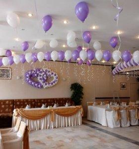 Воздушные и гелиевые шары
