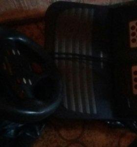 Игоровой руль для ПК