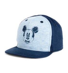 Новая кепка h&m