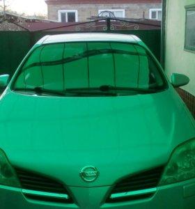 Автомобиль Nissan-Primera 2006г.в.
