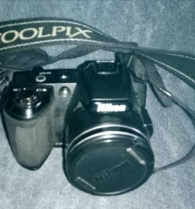 Фотоаппарат Nikon COOLPIX L 120