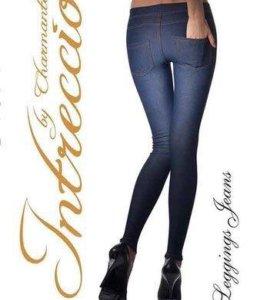 Леггинсы  Intreccio Leggins Jeans L/XL Новые