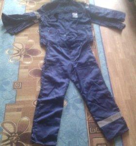 Рабочая спец одежда