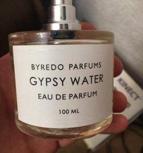 BYREDO GYPSY WATER EDP 100ML TESTER