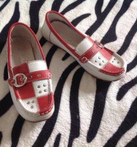 Туфли нат кожа 33 р