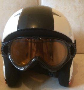 Горнолыжный шлем b•o•n•e