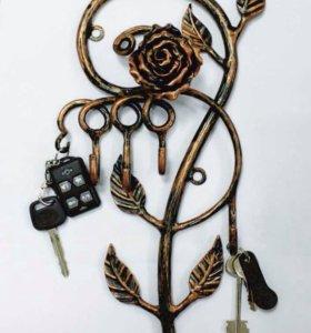 Кованные ключницы