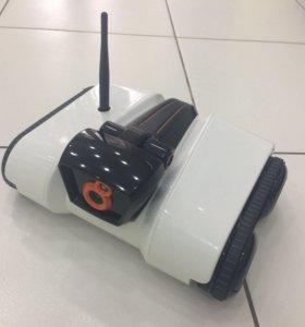 Радиоуправляемый шпионский танк Logicom Spy-C