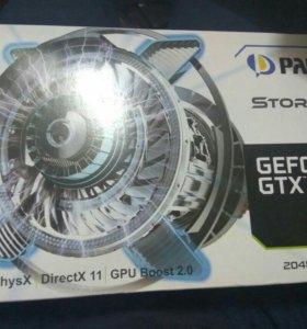 Видеокарта PALIT GTX750 TI SormX OC