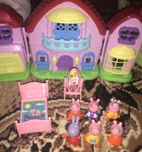 Музыкальный дом Пепы