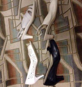 Обувь 41 кожа