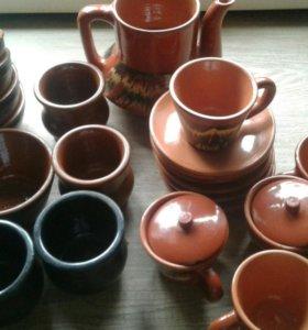 Посуда керамическая