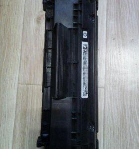Картридж hp 12a