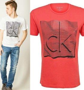 Мужские футболки calvin Klein