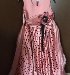 Платье для девочки 116-134