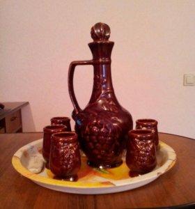 Традиционный набор для вина