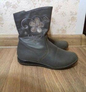 Обувь осенняя,демитезонная