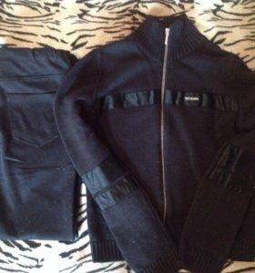 Кофта+брюки