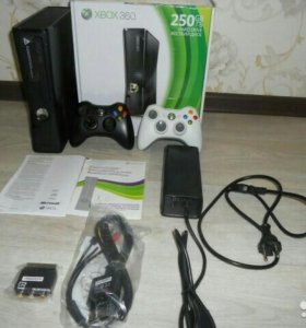 XBOX360 250gbFREEBOOT slimka
