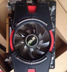 Видео карта Radeon HD 7750