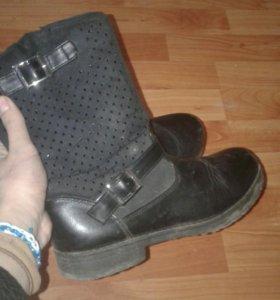 Ботинки (весенние )🐾