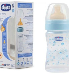 Chicco Well-being Boy 0+ 150ml