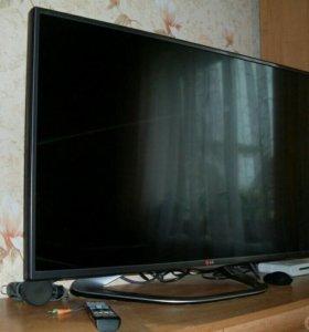 LG 42LA621V -ЖК-телевизор