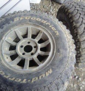 BFGoodrich. Mud - Terrain T/A