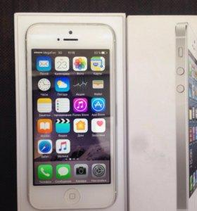 IPhone 5 White 16 Гб.