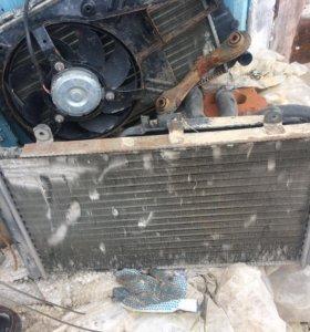 Радиатор 2112-2110