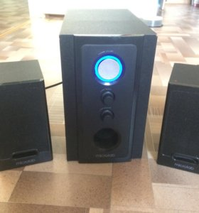 Microlab M528, Black акустическая система